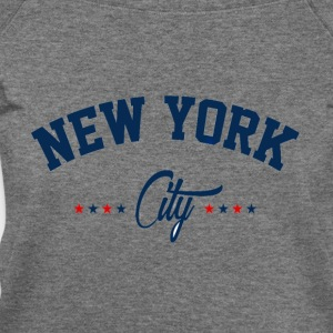 New York City Shirt - Women's Wideneck Sweatshirt