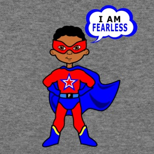 I Am Fearless - Women's Wideneck Sweatshirt