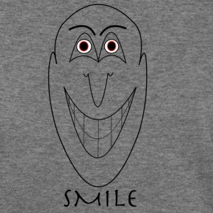 SMILE - Women's Wideneck Sweatshirt