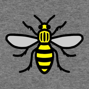 Manchester Bee - Women's Wideneck Sweatshirt