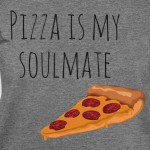 Pizza is my Soulmate - Women's Wideneck Sweatshirt