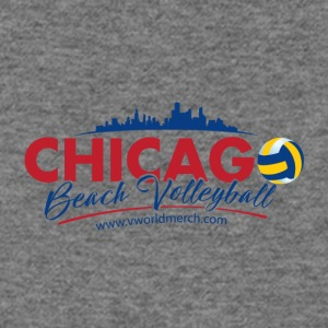 Chicago Beach Volleyball B - Women's Wideneck Sweatshirt