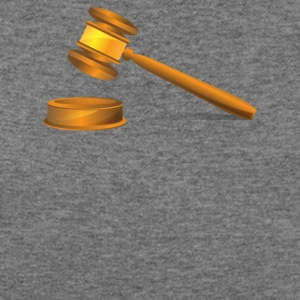 Gavel hammer - Women's Wideneck Sweatshirt