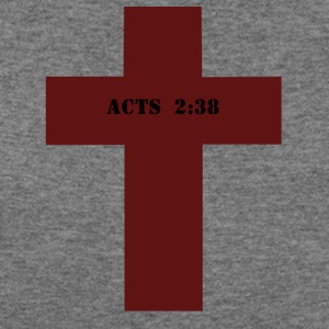 Acts 238 - Women's Wideneck Sweatshirt