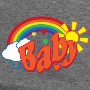Rainbow Baby - Women's Wideneck Sweatshirt