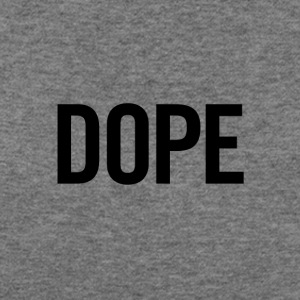 Dope Black - Women's Wideneck Sweatshirt