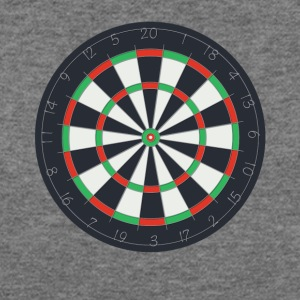 Dartboard - Women's Wideneck Sweatshirt