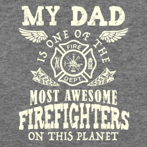 fire dept - Women's Wideneck Sweatshirt