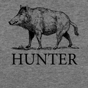 Hog Hunter - Women's Wideneck Sweatshirt
