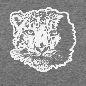 Snow Leopard Shirt - Women's Wideneck Sweatshirt