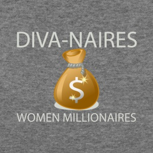 Women Millionaires - Women's Wideneck Sweatshirt