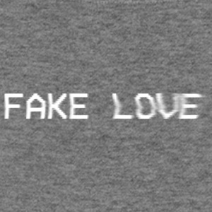 Fake Love - Women's Wideneck Sweatshirt