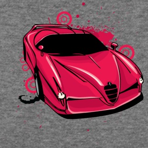 Red_bugatti - Women's Wideneck Sweatshirt