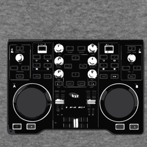 DJ TURNTABLE - Women's Wideneck Sweatshirt