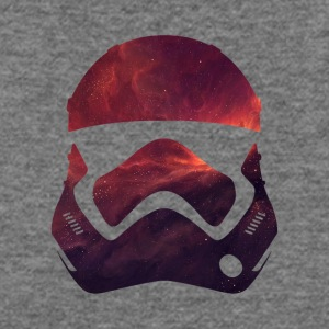 storm trooper nebula helmet - Women's Wideneck Sweatshirt