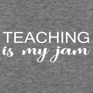 Teaching jam - Women's Wideneck Sweatshirt