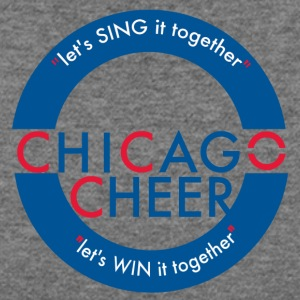 CHICAGO CHEER.com - Women's Wideneck Sweatshirt