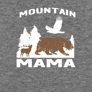 MOUNTAIN MAMA - Women's Wideneck Sweatshirt