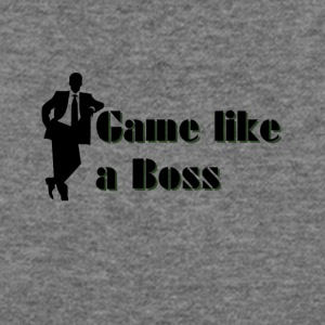 Game like a Boss - Women's Wideneck Sweatshirt