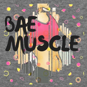 Bae Muscle - Women's Wideneck Sweatshirt