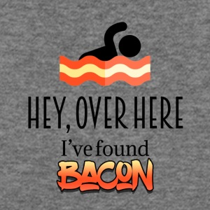Bacon ocean - Women's Wideneck Sweatshirt