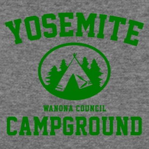 Yosemite Campground - Women's Wideneck Sweatshirt