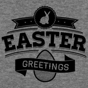 easter_greeting - Women's Wideneck Sweatshirt