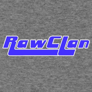 Raw Clan Blue-Crew - Women's Wideneck Sweatshirt