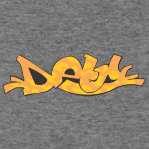 detn_graffiti - Women's Wideneck Sweatshirt