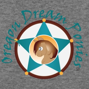 Oregon Dream Ponies - Women's Wideneck Sweatshirt