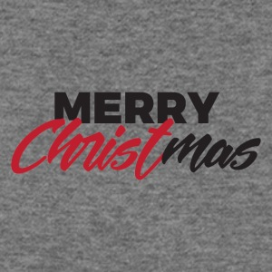 Merry Christmas - Women's Wideneck Sweatshirt
