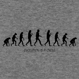 evolution - Women's Wideneck Sweatshirt