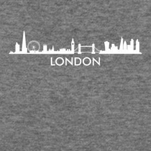 London England Skyline - Women's Wideneck Sweatshirt