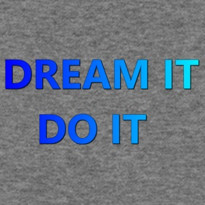 DREAM IT DO IT - Women's Wideneck Sweatshirt