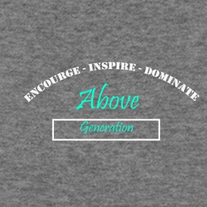 Encourage Inspire Dominate - Women's Wideneck Sweatshirt