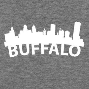 Arc Skyline Of Buffalo NY - Women's Wideneck Sweatshirt