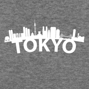 Arc Skyline Of Tokyo Japan - Women's Wideneck Sweatshirt