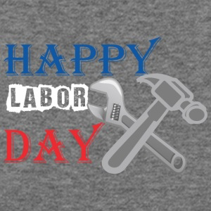 Happy Labor Day - Women's Wideneck Sweatshirt