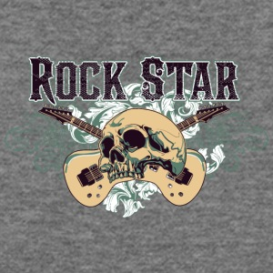 rock_star_guitar - Women's Wideneck Sweatshirt
