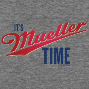 It's MUELLER Time! - Women's Wideneck Sweatshirt
