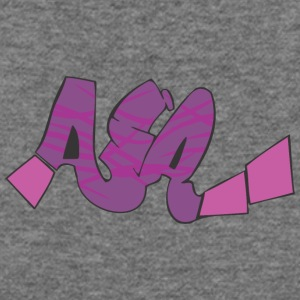 aia_graffiti - Women's Wideneck Sweatshirt