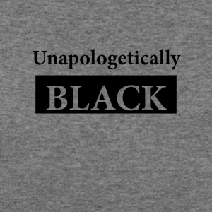 Unapologetically Black - Women's Wideneck Sweatshirt