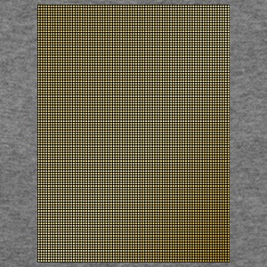 golden grid on black - Women's Wideneck Sweatshirt