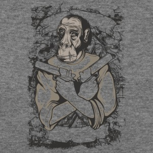 Planet of apes - Women's Wideneck Sweatshirt