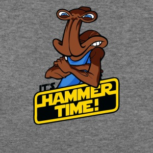 It s Hammer Time - Women's Wideneck Sweatshirt