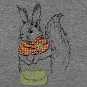 Fashinable_squirrel - Women's Wideneck Sweatshirt