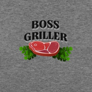 Boss Griller - Women's Wideneck Sweatshirt