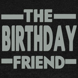 The Birthday Friend - Women's Wideneck Sweatshirt