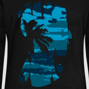 BEACH HEAD t-SHIRT - Women's Wideneck Sweatshirt
