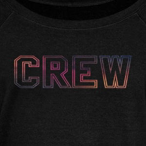 Me and my Crew - Women's Wideneck Sweatshirt